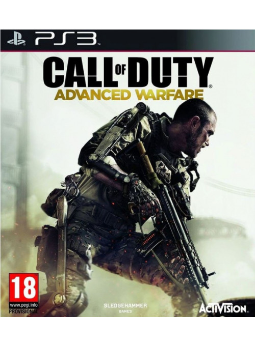 Call of Duty: Advanced Warfare Английская Версия: игра для PS3