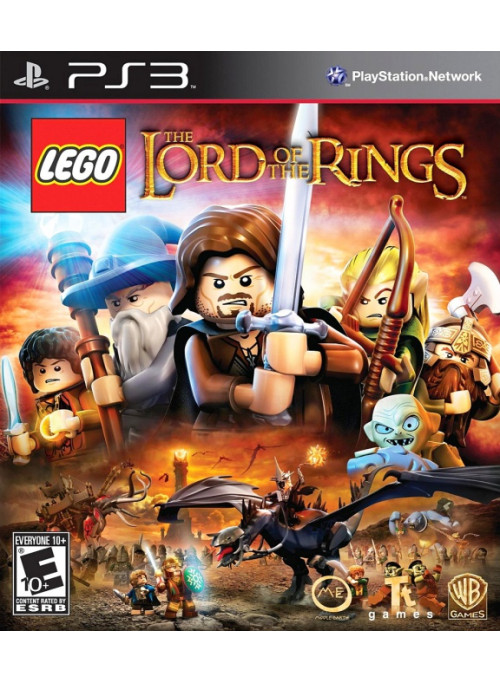 LEGO Властелин Колец (The Lord of the Rings) (PS3)