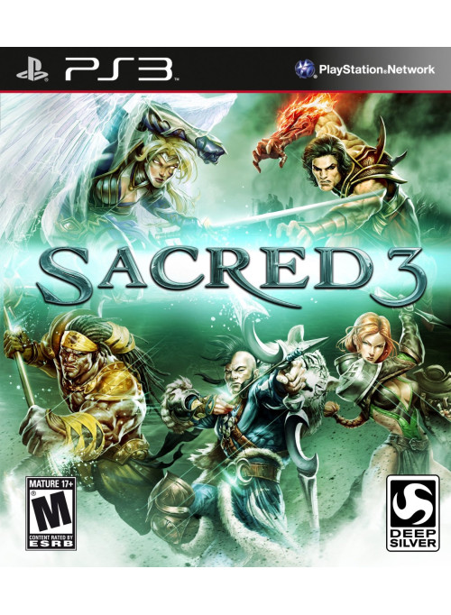 Sacred 3: Гнев Малахима (PS3)