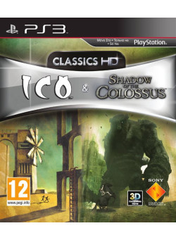 Ico & Shadow of the Colossus HD Collection (PS3)