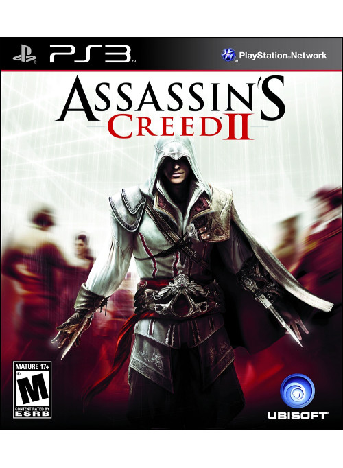 Assassin's Creed 2 (II) (PS3)