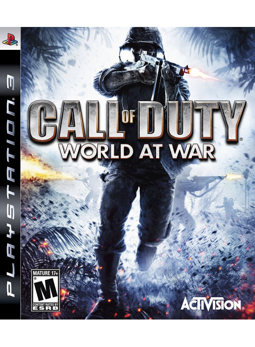 Call of Duty: World at War: игра для Sony PlayStation 3