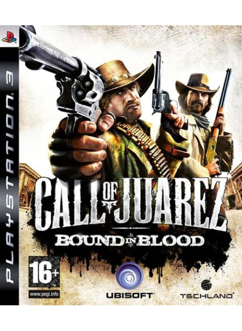 Call of Juarez: Bound in Blood: игра для Sony PlayStation 3