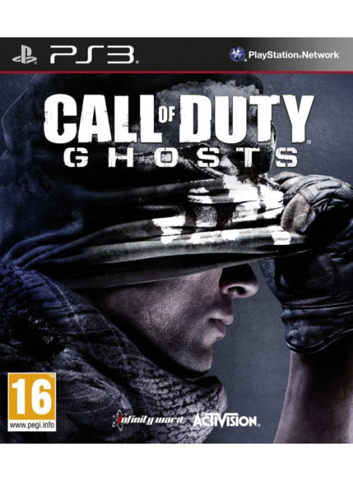 Call of Duty: Ghosts: игра для Sony PlayStation 3