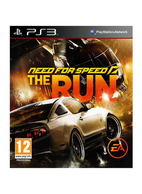 Need for Speed The Run (PS3)