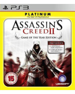 Assassin's Creed 2 (II) Game of the Year Edition Английская версия (PS3)
