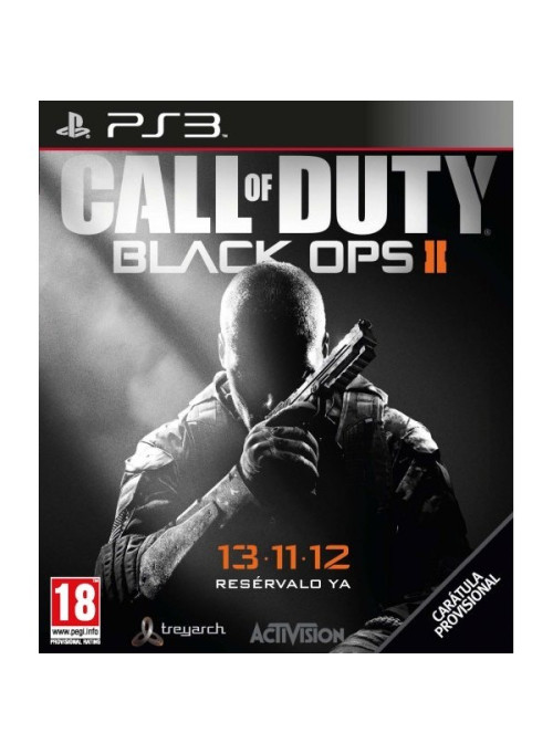 Call Of Duty: Black Ops 2: игра для Sony PlayStation 3