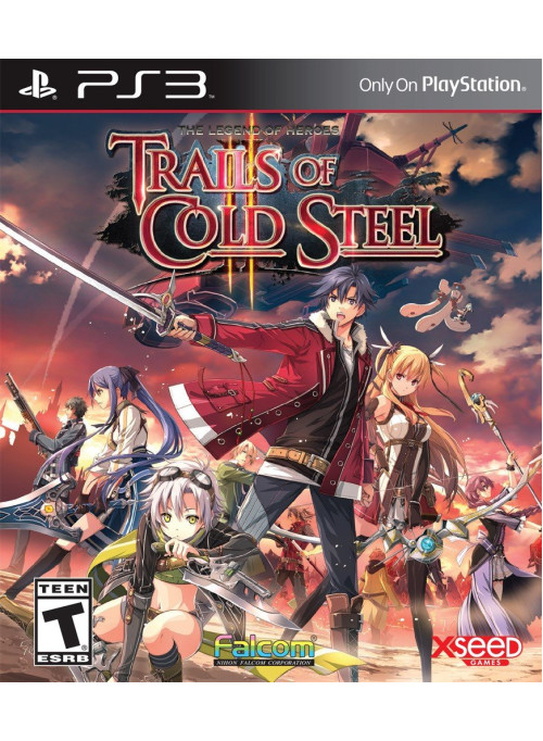 The Legend of Heroes: Trails of Cold Steel 2 (PS3)