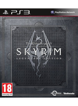 Elder Scrolls 5 (V): Skyrim Legendary Edition (PS3)