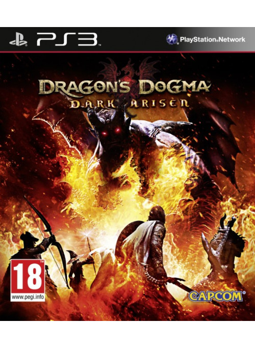 Dragon's Dogma: Dark Arisen (PS3)
