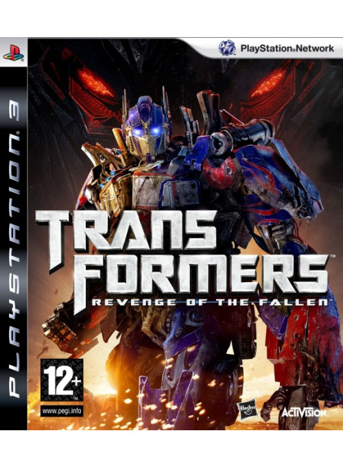 Transformers: Revenge of the Fallen (PS3)