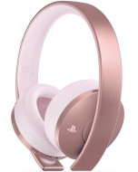 Гарнитура беспроводная Sony Gold Wireless Stereo Headset (Rose Gold) PS4/PS3/PS Vita (CUHYA-0080)