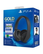 Гарнитура беспроводная Gold Wireless Stereo Headset Black+Fortnite (CUHYA-0080)