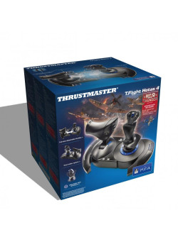 Джойстик Thrustmaster T-Flight Hotas 4 EMEA War Thunder Pack PS4/PC (PС)