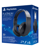 Гарнитура беспроводная Sony Platinum Wireless Headset (CECHYA-0090) (PS4/PS3/PS Vita)