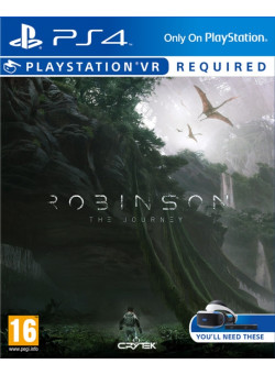 Robinson: The Journey (только для PS VR) (PS4)