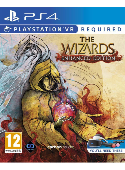 The Wizards: Enhanced Edition (только для PS VR) (PS4)