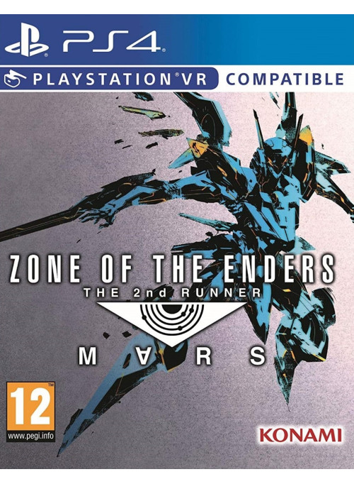 Zone of the Enders: The 2nd Runner Mars (c поддержкой VR) (PS4)