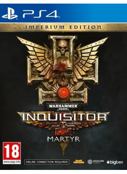 Warhammer 40.000: Inquisitor - Martyr Imperium Edition (PS4)
