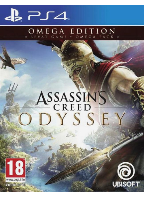 Assassin's Creed: Одиссея (Odyssey) Omega Edition (PS4)
