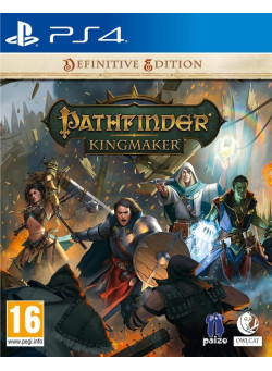 Pathfinder Kingmaker Definitive Edition (PS4)