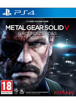Metal Gear Solid 5 (V): Ground Zeroes (PS4)