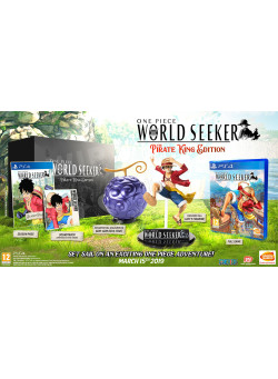 One Piece World Seeker The Pirate King Edition (PS4)