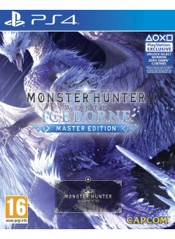 Monster Hunter World Iceborne Master Edition (PS4)