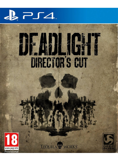 Deadlight: Directors Cut (PS4)