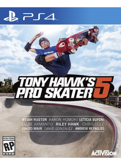 Tony Hawk's Pro Skater 5 (PS4)