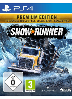 SnowRunner Premium Edition (PS4)