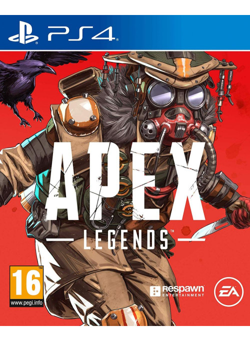 Apex Legends Bloodhound Edition (PS4)