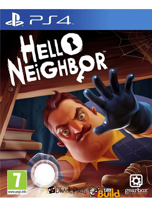 Hello Neighbor (Привет Сосед) (PS4)