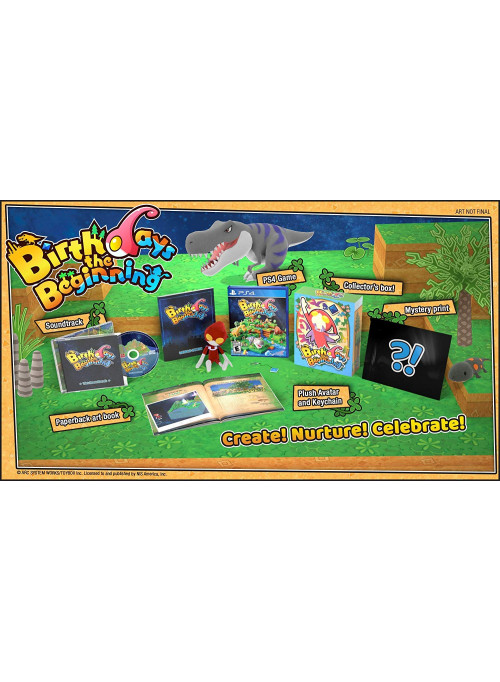 Birthdays the Beginning Limited Edition (PS4)