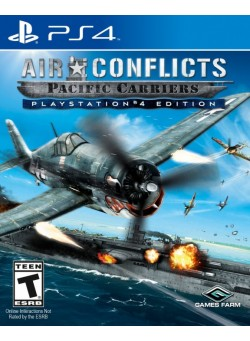 Air Conflict: Pacific Carriers (PS4)