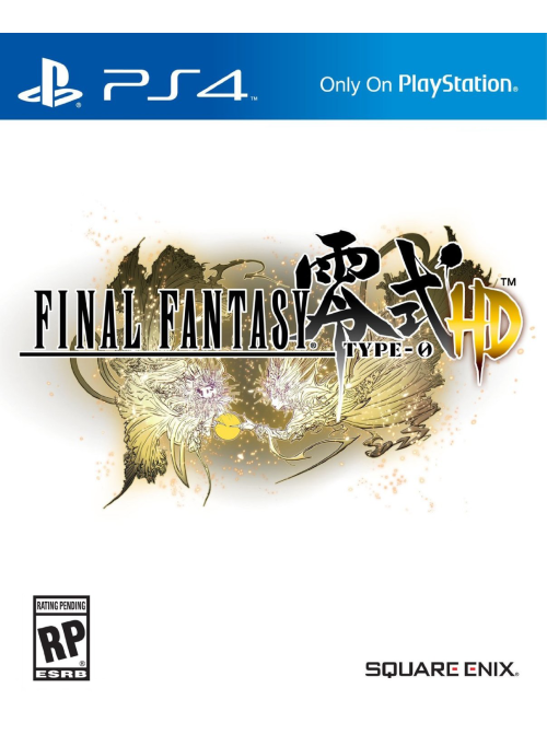 Final Fantasy Type-0 HD (PS4)