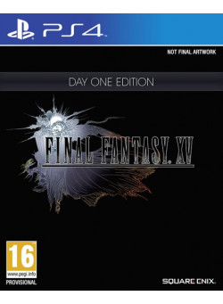 Final Fantasy 15 (XV) Day One Edition (PS4)