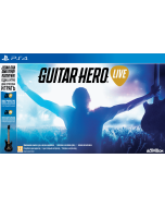 Guitar Hero: Live Bundle Гитара + игра (PS4)