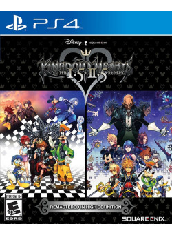 Kingdom Hearts HD 1.5 2.5 ReMIX (PS4)