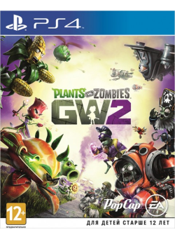 Plants vs. Zombies: Garden Warfare 2 (PS4)
