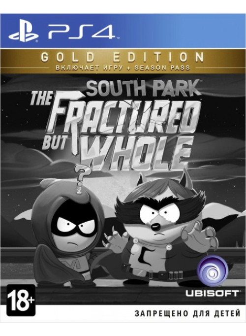 South Park: The Fractured but Whole. Gold Edition (PS4)