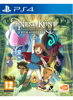 Ni No Kuni: Wrath Of The White Witch: Remastered (Английская версия ) (PS4)