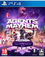 Agents of Mayhem Day 1 Edition (PS4)