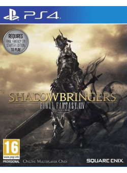 Final Fantasy XIV (14) Online: Shadowbringers (PS4)