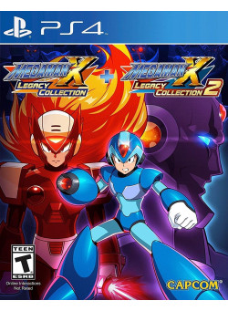 Mega Man: X Legacy Collection 1 + 2 (PS4)