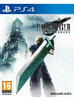 Final Fantasy 7 (VII): Remake (PS4)