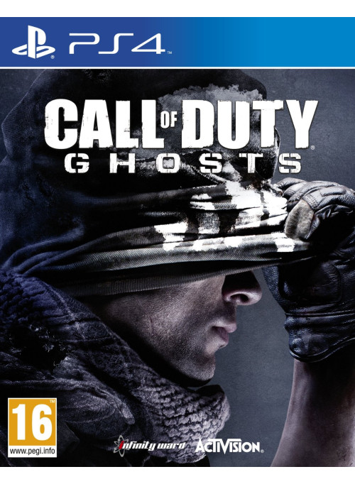 Call of Duty: Ghosts: игра для Sony PlayStation 4