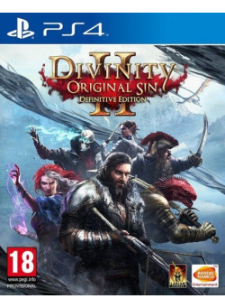 Divinity: Original Sin II Definitive Edition (PS4)