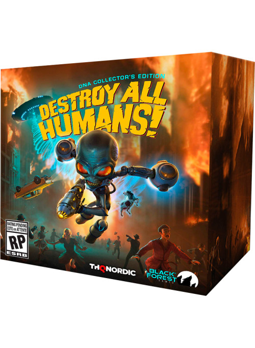 Destroy All Humans! Collectors Edition (PS4)