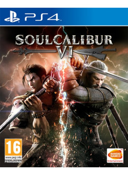 SoulCalibur 6 (VI) (PS4)